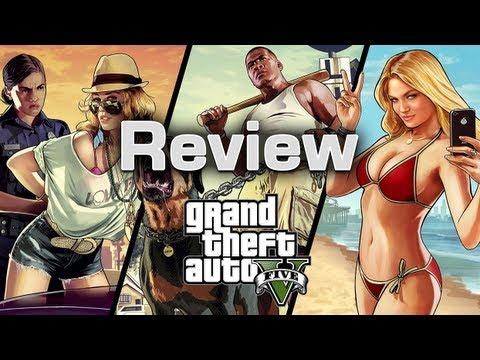 GameSpot Reviews - Grand Theft Auto V