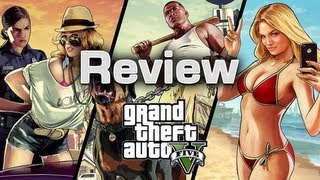GameSpot Reviews - Grand Theft Auto V