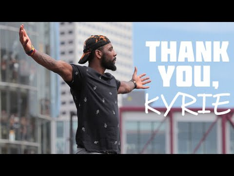 """Thank You Kyrie"" 