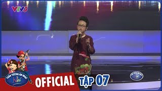 vietnam idol kids 2017 - tap 7 - quang linh - thuong lam mien trung oi