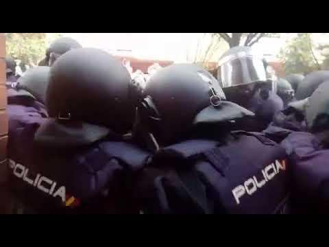Lleida Repressió a Catalunya 1-O