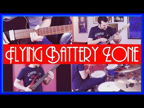 Sonic And Knuckles - Flying Battery Zone (ROCK GUITAR COVER)