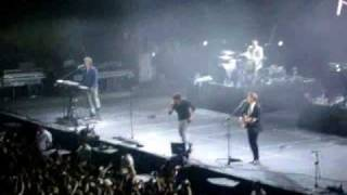 A-HA take on me movistar arena