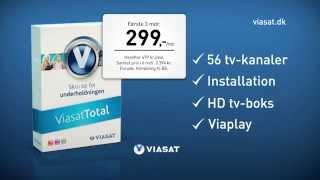 ViasatTotal -- Oplev fodbold og Formel 1
