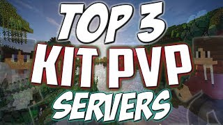 Top 3 Minecraft Kit pvp Servers