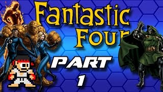 Let's Play Fantastic Four (Part 1)