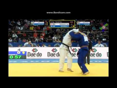 Georgia vs Greece - Cadet European Judo Team Championships 2017