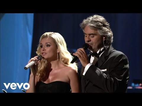 Andrea Bocelli, Katherine Jenkins - I Believe (Official Music Video)