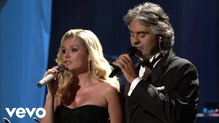 Watch Andrea Bocelli I Believe with Katherine Jenkins video