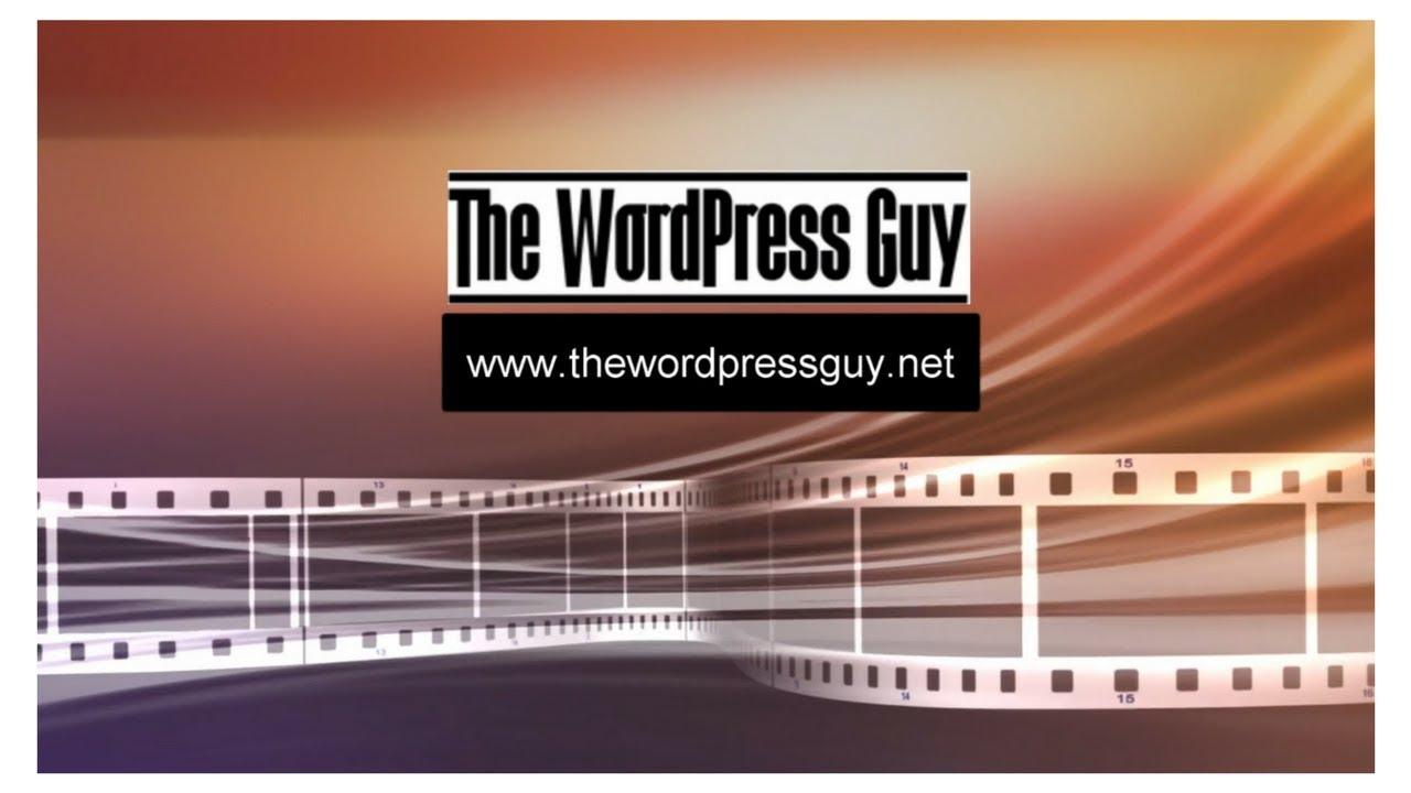 Add Some Animation | The WordPress Guy