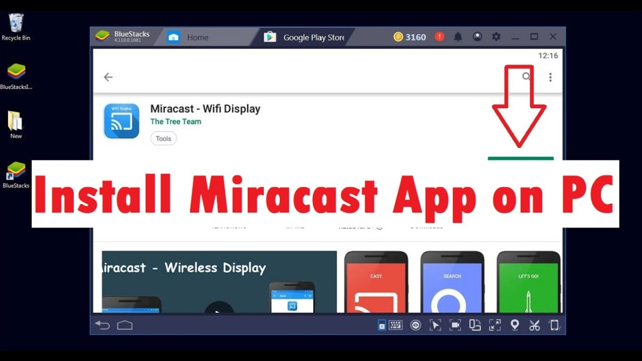 free miracast download for windows 10