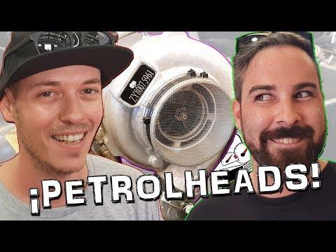 ¡Hector EG y PetrolheadGarage en MRM Performance! ¡Civics, swaps y turbos! #SwapCivicK20 #3