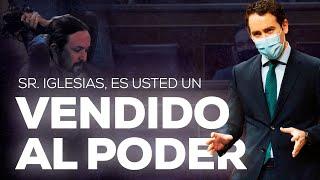 Sr. Iglesias, es usted un vendido al poder