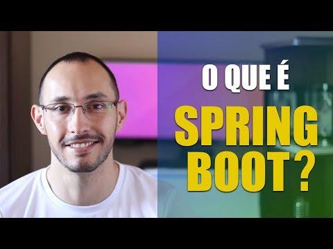 O que é Spring Boot e quais as vantagens de usá-lo?