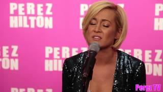 "Kellie Pickler - ""Someone Somewhere Tonight"" (Acoustic Perez Hilton Performance)"
