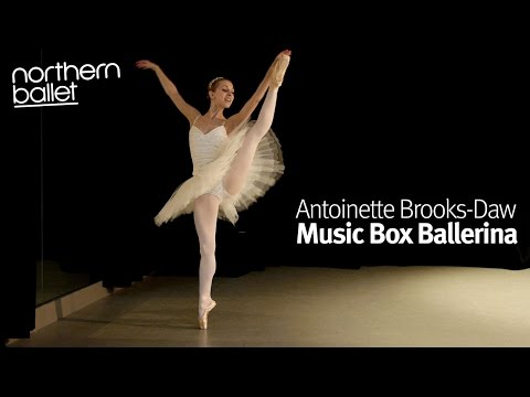 Music Box Ballerina - Antoinette Brooks-Daw