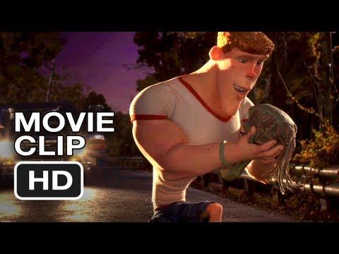 Paranorman Movie CLIP - Hit & Run (2012) Laika Movie HD