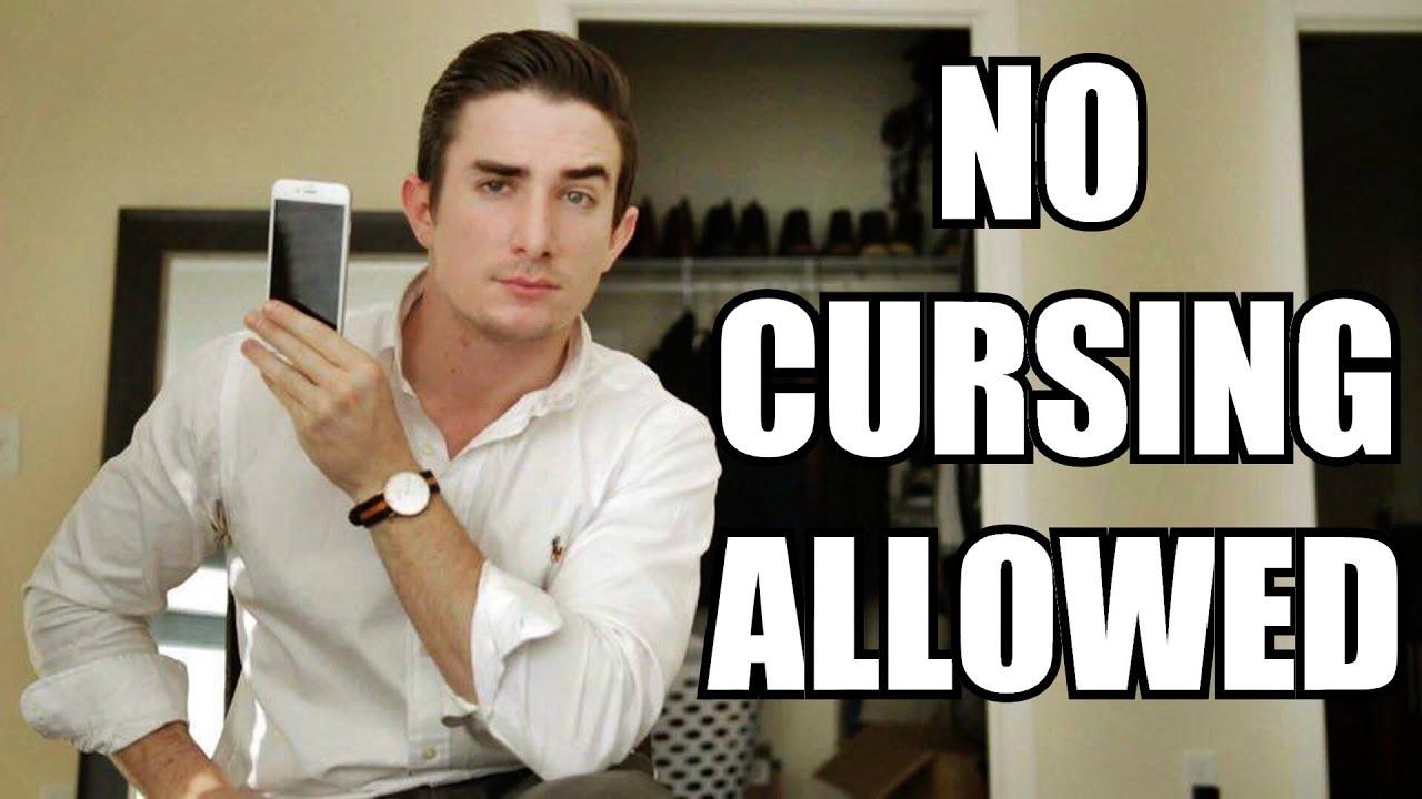 No Cursing Allowed