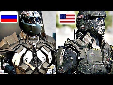 Самая Мощная и Технологичная Военная Форма в Мире | Топ 10 - Видео онлайн