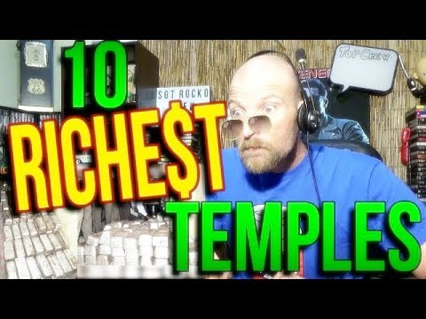 10 RICHEST INDIAN TEMPLES