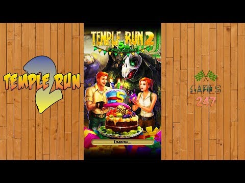 Temple Run 2 Gameplay – Games - Endless Running Games for Android and iOS - Part-1 HD