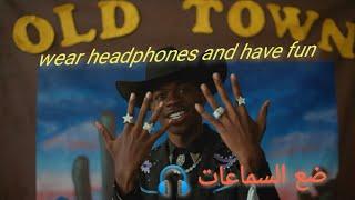 {ارتدي السماعات} Lil Nas X -Old Town Road )Offcial Video( ft. Billy Ray Cyrus