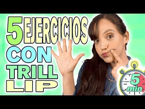 Cantar fácil y rápido: 5 Ejercicios LIP TRILL Trino de labios - Clases de Canto CECI SUAREZ