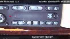 2005  Chevrolet Impala  for sale @ You Sell Auto - Grand Junction
