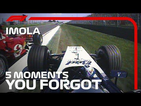 5 Moments You Forgot At Imola