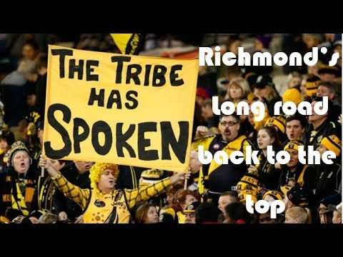 Richmond's long road back to the top (Read Description)