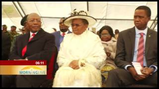 Lesotho inaugurates Tom Thabane as Prime Minister