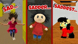 Making Weird Playtimes Very Very Sad... | Baldi's Basics