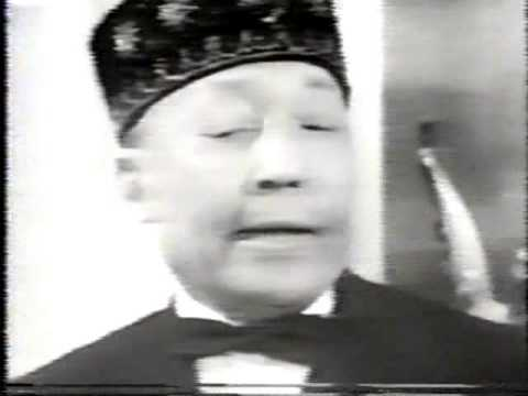 The Honorable Elijah Muhammad Speaks to Irv Kupcinet