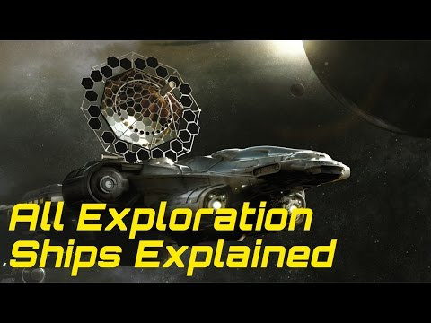 Star Citizen: Exploration Ships Explained Without The Numbers