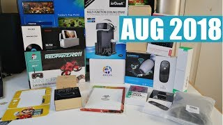 Download Coolest Tech of the Month Aug 2018 - EP#15 - Latest Gadgets You Must See Mp3 and Videos