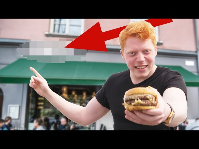 Har hittat Sveriges bästa hamburgare