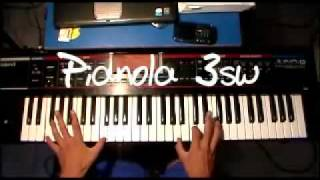 You Never Give Me Your Money -cover piano & Keyboard-