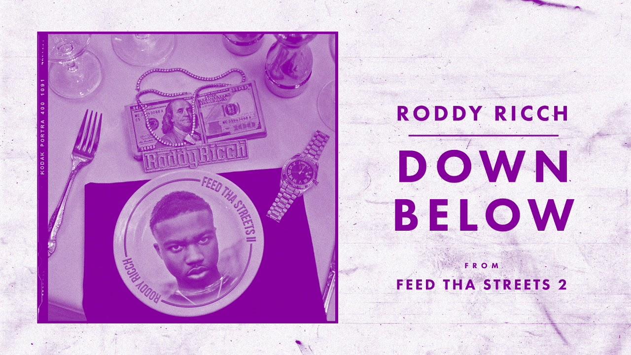 RODDY RICCH - DOWN BELOW [Slowed]