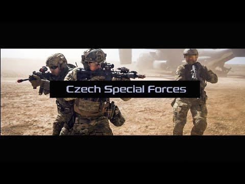 Czech Special Forces | HD | URNA, SOG, 601.Skss |