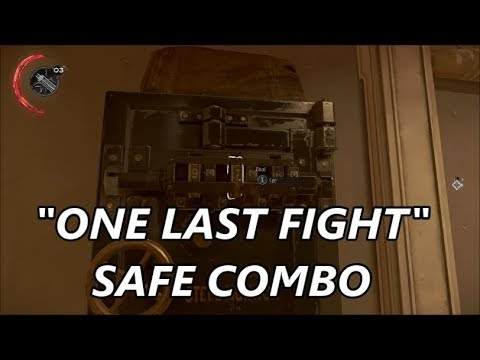 Dishonored: Death Of The Outsider - Mission 1 - Safe Combo (Apartment)