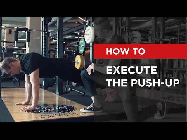 HOW TO | Execute the PUSH-UP