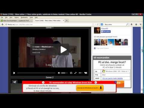 Cum se descarca filme cu subtitrare