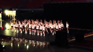 PI BETA PHI AUBURN GREEK SING 2015