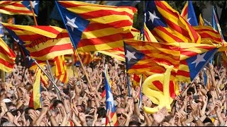 Catalonia pro-independence parties set to win majority - exit polls