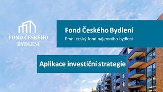 Aplikace investiční strategie