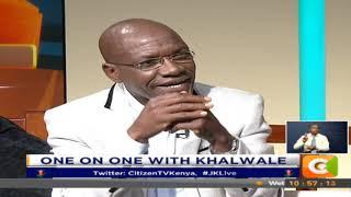 One on One with Boni Khalwale [part 2] #JKLive