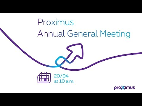 Proximus Annual General Meeting