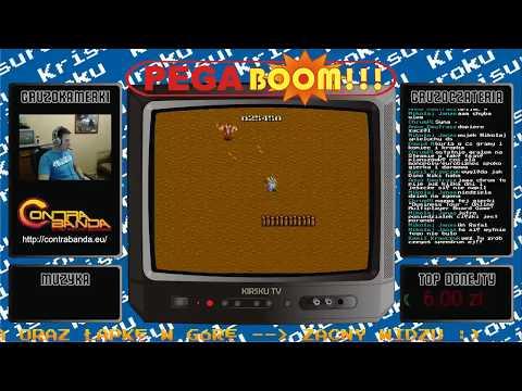 CB#074 PEGABOOM! Stream