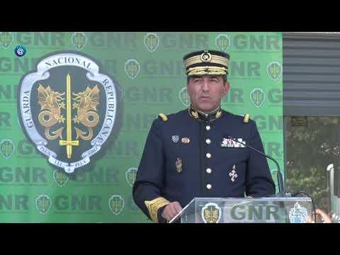 GNR - Inauguração do novo quartel (Parte 1)