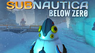 Subnautica Below Zero 28 | Pinguin in geheimer Mission | Gameplay thumbnail